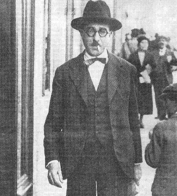 Albero Careiro (Fernando Pessoa), 1888-1935.