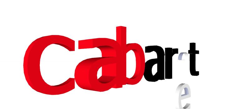 Cabaret 3D. Rea Koukiou + dA
